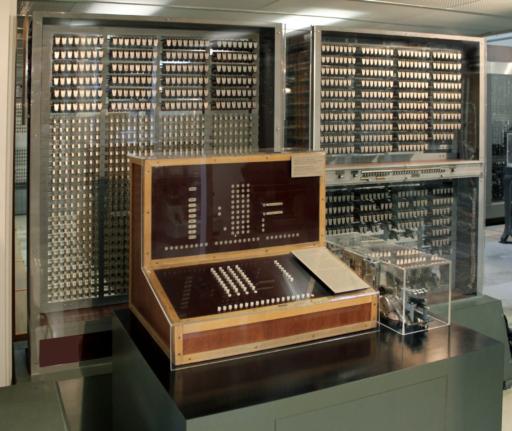 Erster Rechenautomat hat heute 80-igsten Geburtstag